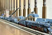 Train Gun Adolf Vehicle Set German Army Wwii Ho Gauge Krupp K5 Railway Nazi