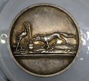 1860's Fox And Crane 4240/3483 R-7 Silver Whist Lex Fuld Collection