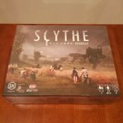 Size Sythe Battle Of The Great Sickle Board Game