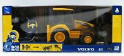 New-ray 87913 118 Volvo Bl71 Remote Control Backhoe Loader 27 Mhz New