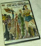 Dc Universe Justice League The New Frontier Commemorative Edition Dvd New