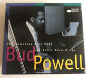 Bud Powell 4-disc Box The Complete Blue Note And Roost Recordings