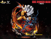 2021presell Trieagles 1/6 One Punch Man Saitama And Genosreleased In 3rd Quarter
