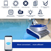 Multi-layer Filter Sewage Suction Robotic Pool Cleaner Wireless Remote Control