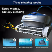 Robotic Pool Cleaner Sewage Suction Underwater Pool Robotic Cleaner Wireless Rc