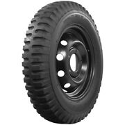 2 New Sta Ndt Military Tire Lt 9-16 Load D 8 Ply Tt At A/t All Terrain Tires