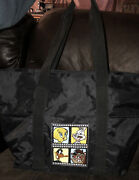 Looney Tunes Bugs Bunny Daffy Duck Kids Baby Diaper Holder Tote Bag