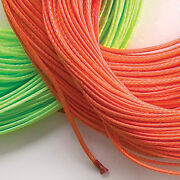 1.8mm X 100 Ft Neon Green Dyneema New England Ropes Dynaglide Throw Line 1000lb