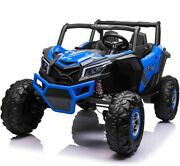 2021 Upgraded Renegade Utv-mx Buggy 24v 4wd 2 Seat Electric Ride On - 3 Colours