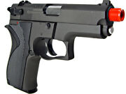 Kjw M 600 Green Gas 26 Round Airsoft Pistol With Free Shipping