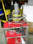 Rodent/animal Inhalation Tower System With Carousels And Hls Inhalation Tubes