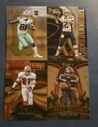 2020 Select Football Inserts With Rookies Legends And Silver Prizms You Pick