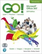 Go With Microsoft Office 365, 2019 Edition Introductory