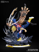 Tsume Hqs My Hero Academia All Might Statue Collectible Figure Model In Stock