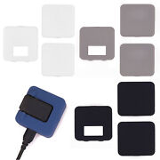 Silicone Case Storage Cover Protective Cover For Rode Wireless Go Ii Microphone