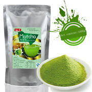 1000g Ceremonial Matcha Green Tea Powder 100 Natural Slimming Tea Healthy Drink