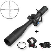 Discovery Vt-z 6-24x50 Sf Scope First Focal Plane Optical Sights Picatinny Mount