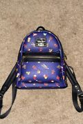 Discontinued Rare Disney Loungefly Disney Park Snack Food Icon Mini Backpack