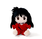 New Inuyasha Trajectory Exhibition Plush Doll Mascot Stuffed 8.66in×4.72in