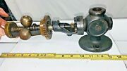 3/4andrdquo Horizontal 3 Ball Fly Governor Steam Oilfield Gas Engine Hit Miss Antique