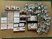 Huge Kitsch Kit-sch Jewelry And Hair Accessories Lot New Bracelets Hair Clips