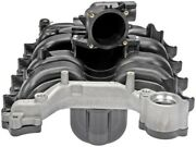 Upper Intake Manifold With Molded Throttle Bo
