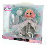 Lol Surprise Omg Crystal Star 2019 Collector Edition Doll Winter Disco In Hand