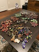 Lego Lord Of The Rings Hobbit Minifigures Lot And 390 Mini Figure Parts