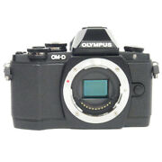 Secondhand Om-d E-m10 Double Lens Kit Olympus Mirrorless Camera Product Rank