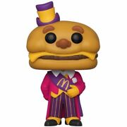 Highly Collectible Excellent Quality Mcdonald's Mayor Mccheese Pop Vinyl