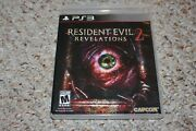 Resident Evil Revelations 2 Sony Playstation 3 W/ Case Ps3 Great