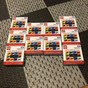 Tomica Colorful Collection 10 Units Full Comp Set