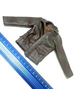 1/6 Hot Toys Dx05 Indiana Jones Action Figure Accessory Flaws Problem Jacket