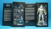 1/6 12in Sideshow Star Wars Sandtrooper Exclusive Corporal Tatooine Hot Toys
