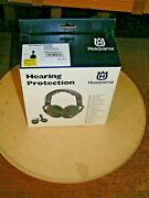 Husqvarna Power Products Chainsaw Safety Helmet Replacement Ear Muffs 596292701