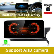 12.3 Android Car Gps Head Unit Screen Stereo For Mercedes Benz C Class W204 Rhd