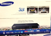 Samsung Bd-h5900 Hd Up Conversion 3d Blu-ray And Dvd And Cd Player And Dual Wi-fi