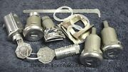 New Door Trunk Glove Ignition And Console Locks With Keys Gm Chevy 61 62