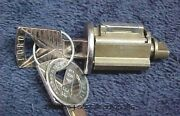 Nos Ignition Switch Cylinder With Keys Early 1960 Ford Mercury Lincoln Models