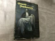 Dracula By Bram Stoker And Frankenstein By Mary Shelley Book, 1970's, Rare