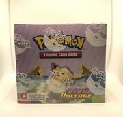 Pokemon Tcg Sword And Shield Vivid Voltage Booster Box 36 Packs Sealed Brand New