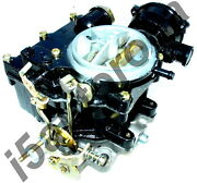 Marine Carburetor 2 Barrel Rochester 2gc Replaces 17086064 With Electric Choke