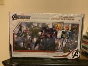 New- Marvel Avengers Endgame 8 Puzzle Pack Assorted Size And Style