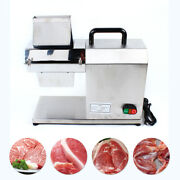 750w Commercial Stainless Steel Electric Meat Beef Tenderizer Steak Machine