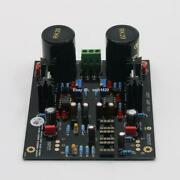 Hifi Op-amp Preamplifier Board With Jung Super Power Supply Circuit