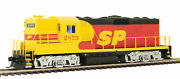 Ho Scale - Walthers Mainline 910-20475 Southern Pacific Gp9 Hh Ph Ii Dcc And Sound