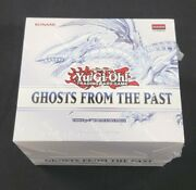 Yu-gi-oh Ghosts From The Past Sealed Display Box 5 Mini Boxes New Ghost Rares