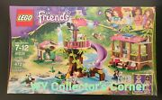 Retired Lego Friends Set 41038 Jungle Rescue Base New And Factory Sealed