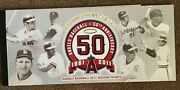 2011 Angels Ticket Book With 50 Tickets - Mike Trout First Season,1st Hr At Home