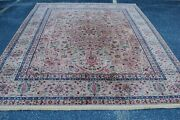 Authentic American Karastan Tabrz Medallion Pattern 900/909 Rug Size 8and0398 X10and039